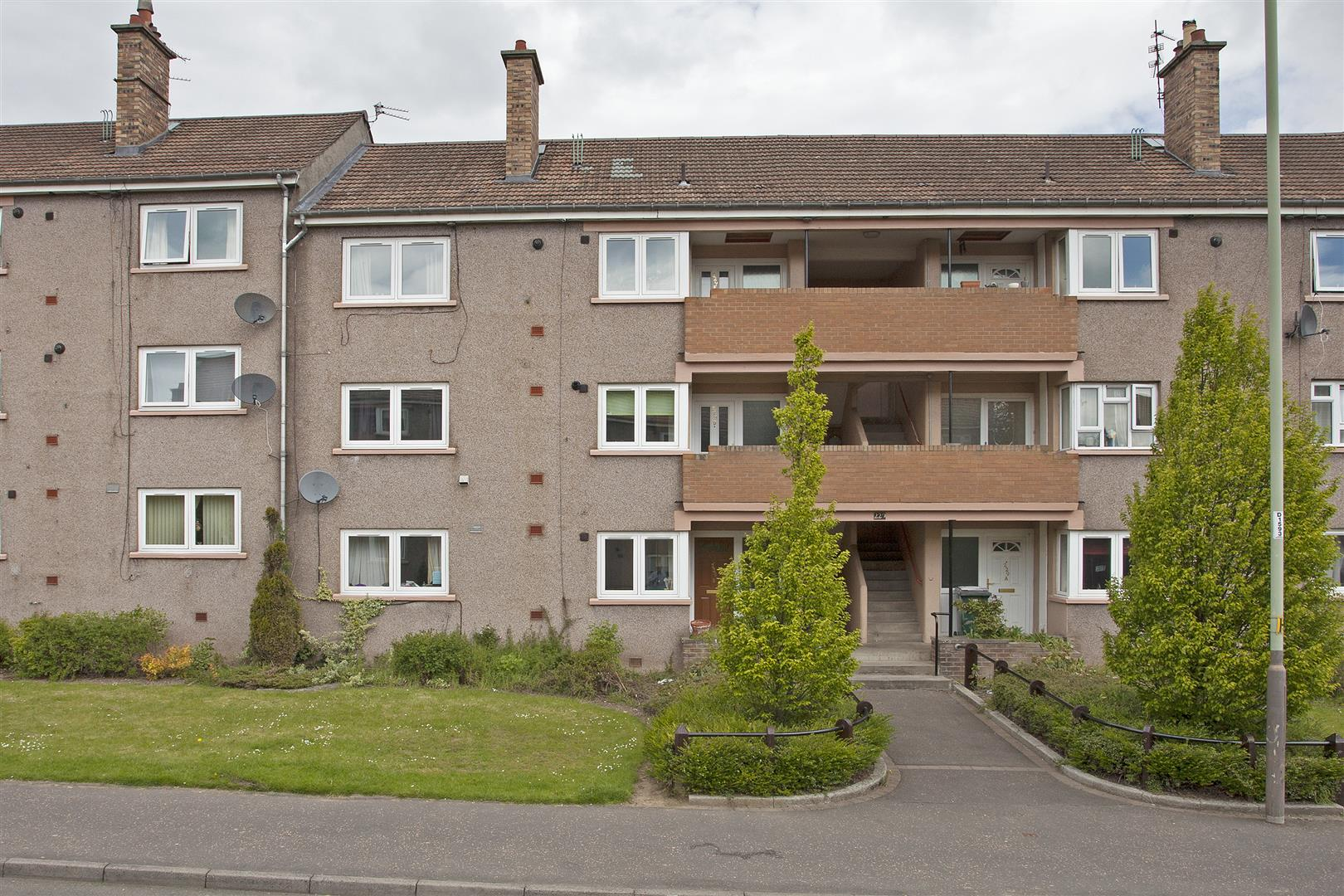 Flat D, 229, Rannoch Road, Perth, Perthshire, PH1 2DW, UK
